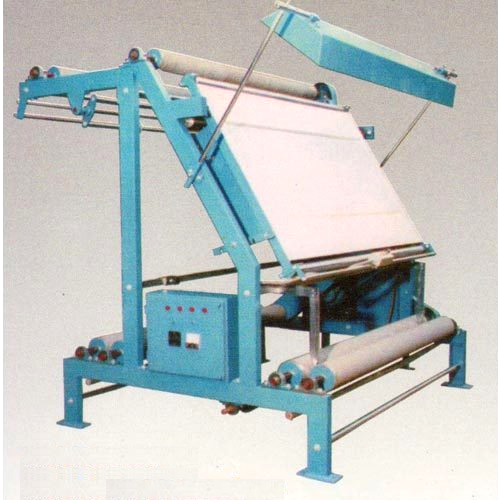Fabric Inspection Roll to Roll Machine