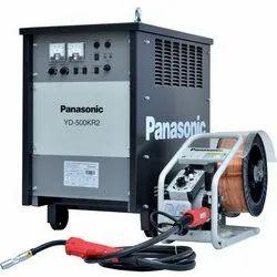 YD-500KR2 Panasonic MIG Welding Machine