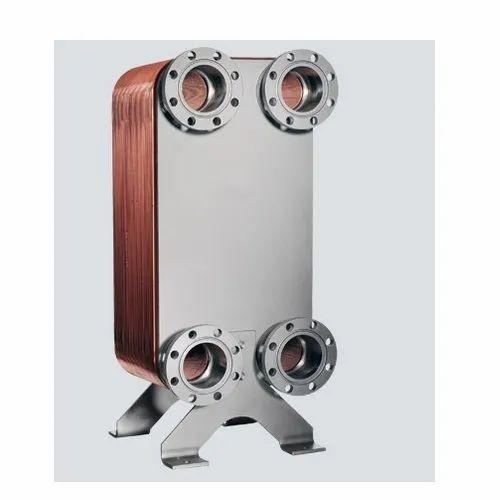Kelvion GK Energy-Efficient Brazed Plate Heat Exchanger