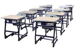 One Seater Benches For School