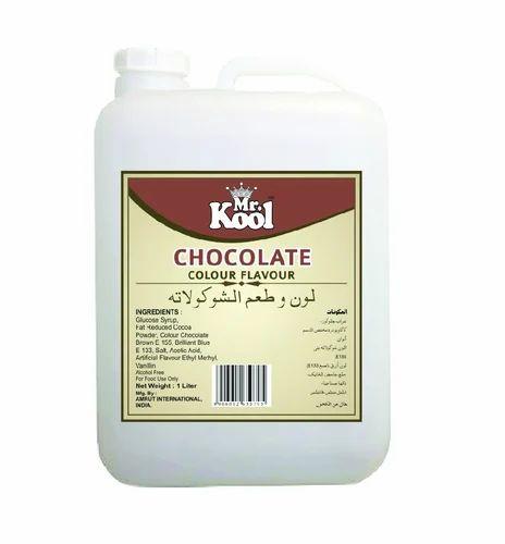 Liquid Chocolate Flavour