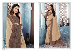 H Raaj Nakkashi Series 8401-8412 Stylish Party Wear Kota Checkis Saree
