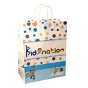 Colorful Printed Paper Bag