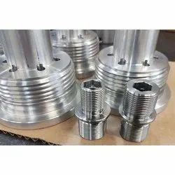 Aluminum CNC Turned Components