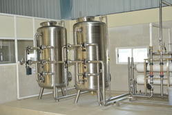 Mineral Water Treatment Plant, Capacity: 3000 Lph