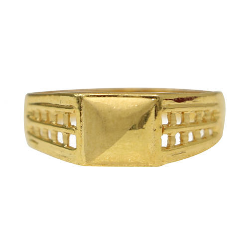 Gents Gold Ring at Rs 2500 gram Mens Gold Ring
