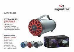 Signatize -5009SPK Extra Bass Speaker