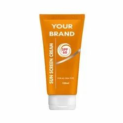 SPF 60 Sun Screen Cream