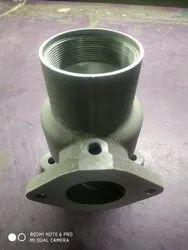 Hot Rolled Aluminium Component, 40 Kg