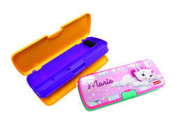 Snap Shut Pencil Box