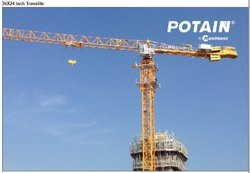 Tower Cranes Potain, Used Tower Cranes , Mobile Tower Crane , Self Erecting Cranes