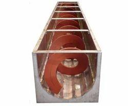 Industrial Stainless Steel Screw Conveyor