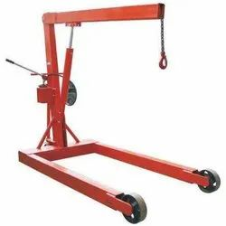 G-Model Mobile Floor JIB Crane