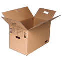 Light Brown 19*17 Inch Corrugated Box