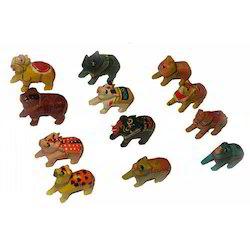 Wooden Toy (Wild Animals)