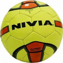 NIVIA 'Classic Size-5 Stitched Football