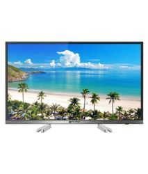 Silver Micromax 32 Smart LED TV, Screen Size: 32 Inch