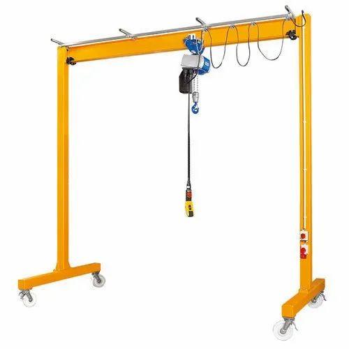 Lightweight Mobile Gantry Crane