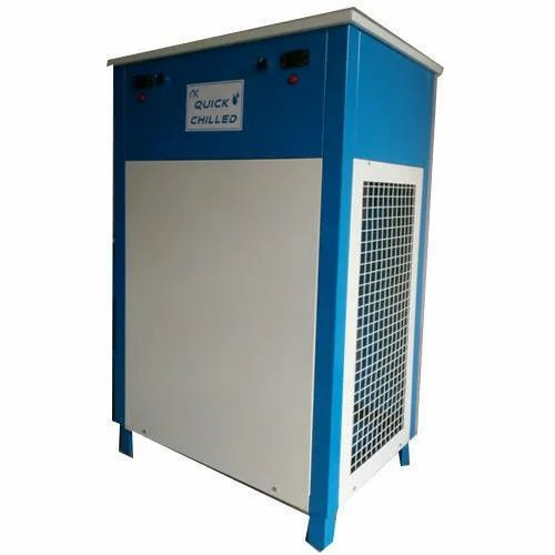 Industrial Water Chiller Installation Services