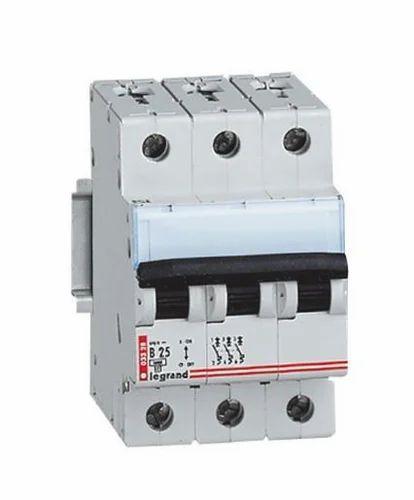 3 Phase MCB at Rs 2500 /piece | MCB, Mini Circuit Breaker ...