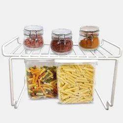 Stackable Shelf for Kitchen Organizer