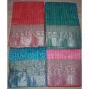 Ladies Casual Cotton Silk Saree