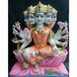 Panchmukhi Gayatri Mata Statue
