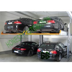 Two Post Car Lift System