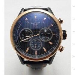 849effe3bde90 Tagheuer Caliber 1969 Cronograph Mens Watch (1)