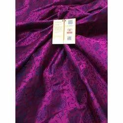Party Wear Ladies Pure Silk Satin Tanchoi Saree