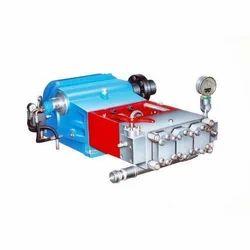 Industrial Triplex Plunger Pump