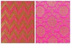 Silk Banarsi Brocade Fabric