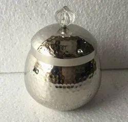 Aluminium Metal Jar