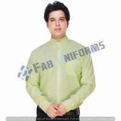 Fab Uniforms Cotton Accountant Shirt