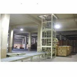 Vertical Lifts, Capacity: 5 Ton
