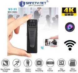 Safetynet A12 HD 1080P Mini WIFI Pen Camera