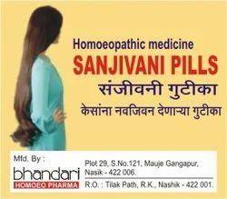 Sanjeevani E-Homoeo Hair Fall, Greying, Thinning Treatment Pills