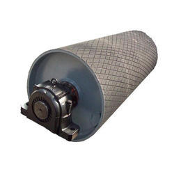 Cast Iron Conveyor Pulley, Capacity: 4 Ton