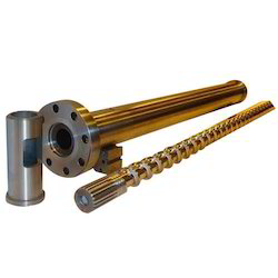 Extruder Single Screw Barrel