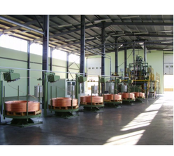 Nickel Silver Continuous Casting Machine