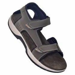 Mens Casual Strap Sandal, Packaging Type: Box