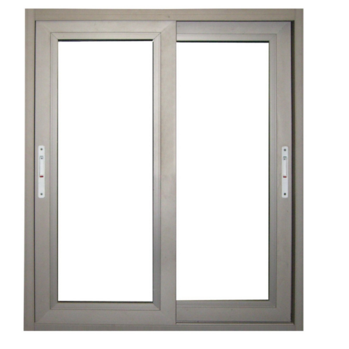 Domal Type Aluminum Sliding Window
