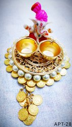 Ganesha T-Light Candle Holder