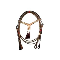 Leather Horse Headstall