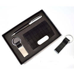 Card Holder Pen Keyring & Gift Set