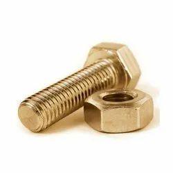 Aluminium Bronze Grade-1 Nut Bolts