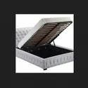 White Hydraulic Beds Af-b116