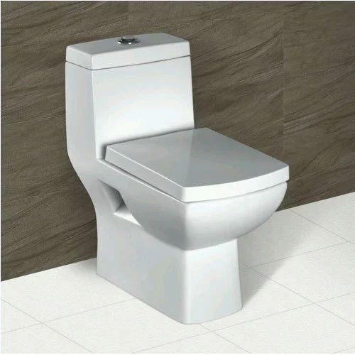 Ceramic Western Toilet Seat