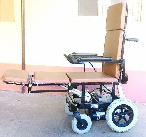 Foot Rest Elevating Wheelchair