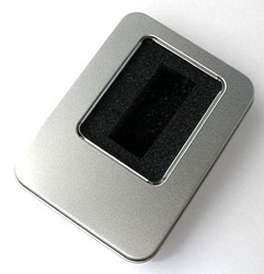 Metallic Gift Box